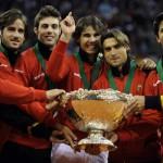 España gana la quinta Copa Davis