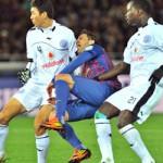 Victoria del Barça en el Mundialito