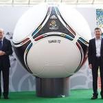 Sorteo de la Euro 2012