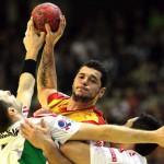 España empata con Hungría en el Europeo de balonmano