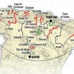 Recorrido vuelta ciclista a España 2012