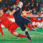Los cuadros de los cinco goles más importantes de España