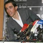 Alberto Contador sancionado por dos años