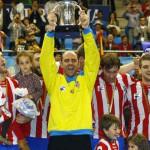 Atlético de Madrid campeón de la Copa del Rey de Balonmano