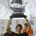 Federer gana la final de Dubai