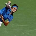 Federer gana en Indian Wells