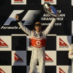 Jenson Button domina el GP de Australia
