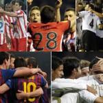 Cinco equipos españoles en semifinales europeas