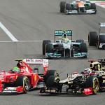 Vettel se impone en el GP de Bahrein