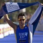 Gómez Noya campeón de Europa otra vez