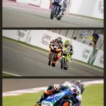 Triplete español en el GP de Qatar