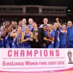 El Ros Casares campeón de la Euroliga femenina de Basket