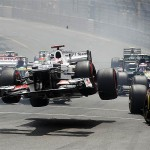 Webber gana en Mónaco y Alonso sube al podio