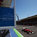 Increíble remontada de Alonso en Valencia