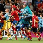 España-Italia final de la Eurocopa 2012