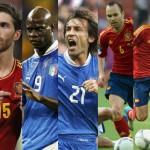 Diez españoles en el equipo ideal de la Eurocopa