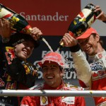 Vettel es sancionado en el GP de Alemania, y pasa al 5º puesto