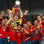España gana a Italia en la final de la Eurocopa