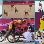 Los 4º puestos de España en Londres 2012