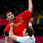 España-Francia, cuartos de final en los Juegos Olímpicos