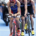 Javier Gómez Noya medalla de plata en triatlón