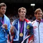 Murray gana la medalla de oro frente a Federer