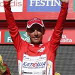 Joaquin Rodríguez líder de la Vuelta a España