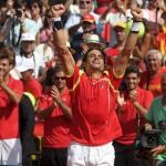 España en la final de la Copa Davis al derrotar a EEUU