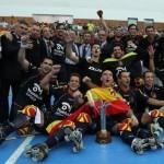 España gana el Europeo de hockey sobre patines