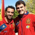 Xavi y Casillas ganan el Príncipe de Asturias