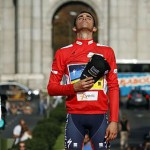 Alberto Contador gana la Vuelta a España