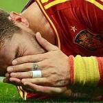 Francia empata con España en el último minuto