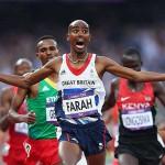 Mo Farah mejor atleta europeo 2012