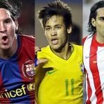 Los mejores goles del año 2012