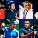 Grupos Masters de tenis Londres 2012