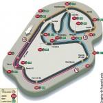 GP de Brasil, circuito Interlagos