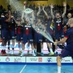 El Barcelona campeón de la Copa Asobal
