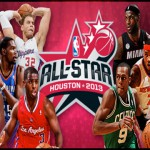 Equipos titulares NBA All Star 2013