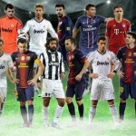 El once ideal de la uefa.com de 2012