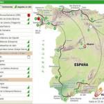 Recorrido Vuelta a España 2013