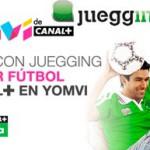 Promoción exclusiva de JUEGGING: BONO del 150% + un mes YOMVI