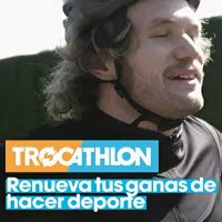 Decathlon Trocathlon