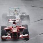 Aplazada la calificación del GP de Australia