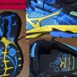 Mis zapatillas para el próximo maratón