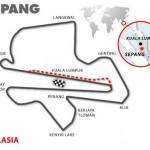 Horarios de las retransmisiones del GP de Malasia 2013