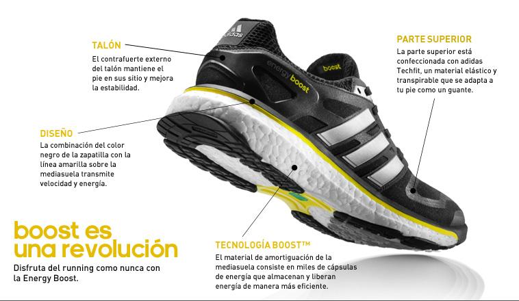 Adidas Nuevo Boost Zapatillas de correr