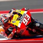 Márquez el piloto más joven que gana en MotoGP, venció en Austin