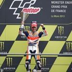 Dani Pedrosa vence en Le Mans, y es líder del Mundial