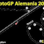 GP Motociclismo de Alemania, horarios y circuito