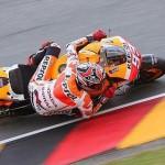 Márquez gana el GP de Alemania, tras los abandonos de Pedrosa y Lorenzo